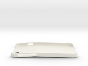 Bent Case iPhone 6 case #Bendgate in White Natural Versatile Plastic
