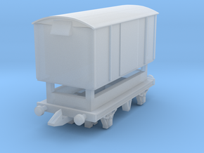 20 ton covered goods(T-Gauge) in Smooth Fine Detail Plastic