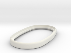 Mechanical - Ring in White Natural Versatile Plastic