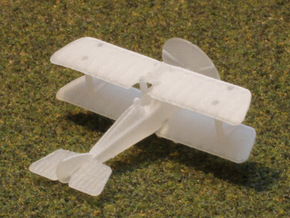 Martinsyde S.1 (Early Undercarriage) in Smooth Fine Detail Plastic: 1:288