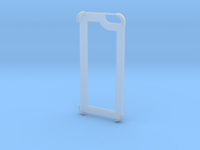Iphone 6 Edge Cover in Smooth Fine Detail Plastic