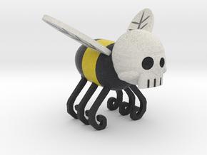 Skull Bee Sand 14 in Full Color Sandstone