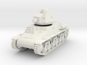 PV44A Hotchkiss H39 w/SA18 (28mm) in White Strong & Flexible