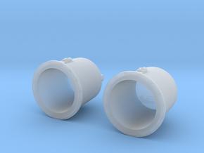 Reservoir in Smooth Fine Detail Plastic