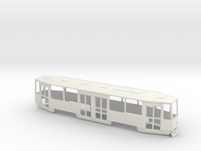 Konstal 105Na Triebwagen Standart Polen in White Strong & Flexible