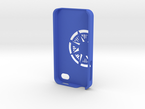 Iphone Case 4s Compas in Blue Processed Versatile Plastic