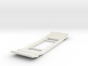 WarwellSubfloor02_06_03 in White Natural Versatile Plastic