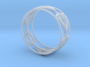 1000 BraceletBangle in Smooth Fine Detail Plastic