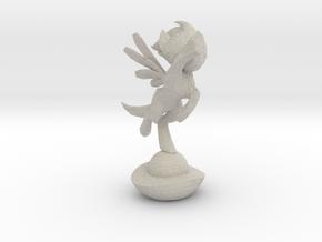 Mini Pone Troph in Sandstone