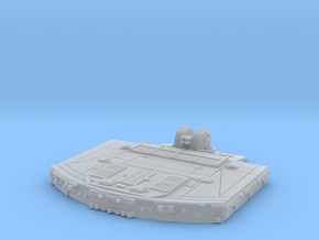 GALACTIKA COMMAND BRIDGE SALZO in Smooth Fine Detail Plastic