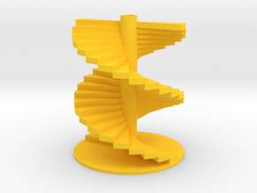 Leonardo Stairs in Yellow Strong & Flexible Polished
