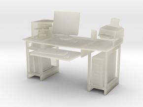 Desk Mala in Transparent Acrylic