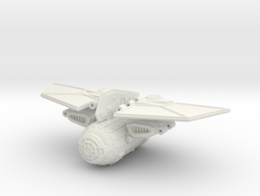 Krayt Class Assault Transport 1/270 in White Strong & Flexible