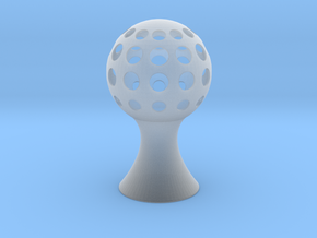 Sphere-light in Smooth Fine Detail Plastic