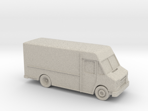 Delivery Truck 3.5 Inch in Natural Sandstone