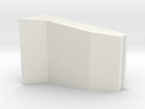 Lens ROTJ in White Natural Versatile Plastic