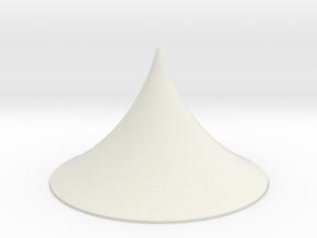 Austausch 2 für Faller Standard-Dach (H0 scale) in White Natural Versatile Plastic