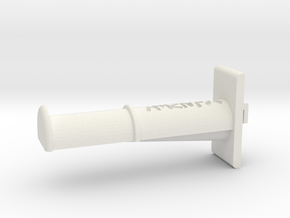Thorivola Octave Spool holder for Up Mini in White Natural Versatile Plastic