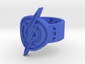 Blue Flash (Sz 5-15) in Blue Processed Versatile Plastic