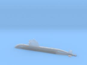 1/700 Scorpene-class submarine (Waterline) in Smooth Fine Detail Plastic
