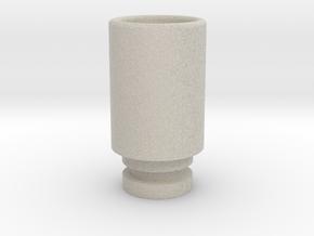 Simplistic 510 driptip in Natural Sandstone