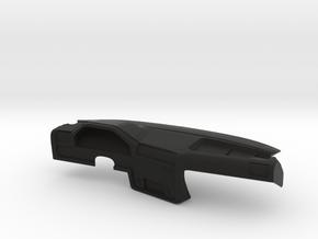 Dashboard - M3-E30-DTM - 1/10 in Black Strong & Flexible
