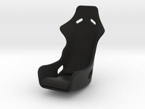 Race Seat - ProSPA - 1/10 in Black Strong & Flexible
