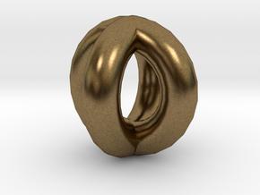Dual tor in Natural Bronze