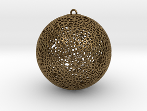 Ornament K0000 in Natural Bronze