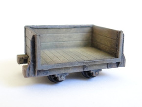 Trevor Quarry Breaker Wagon in Frosted Ultra Detail