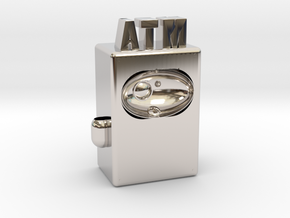 "ATM Future 4"" version in Platinum"