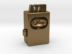 "ATM Future 4"" version in Natural Bronze"