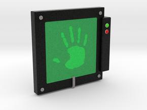"""Handscanner for 6-7"""" figures in Full Color Sandstone"""