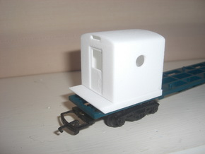 freightliner guards pod kit in White Natural Versatile Plastic