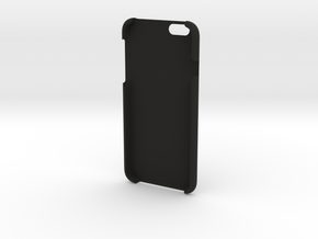 IPhone6 Open Style in Black Natural Versatile Plastic
