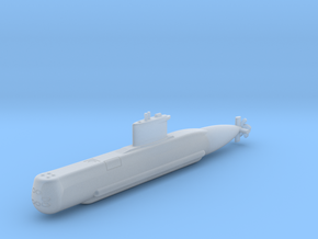 1/700 Type 209 - 1200 class submarine in Smooth Fine Detail Plastic