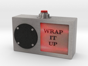 Wrap it up Box - Large in Full Color Sandstone