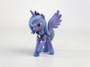 Princess Luna (First Appearance) in Full Color Sandstone