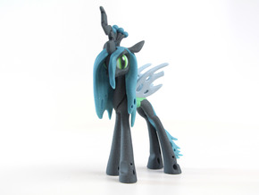 My Little Pony - Queen Chrysalis (≈160mm tall) in Full Color Sandstone