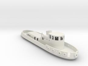 005C Tug 1/350 FUD in White Natural Versatile Plastic