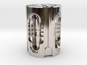 MBPB-A13-TEK in Platinum