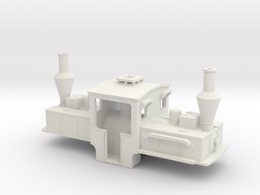 B-1-76-pechot-bourdon-1a OO9 in White Natural Versatile Plastic