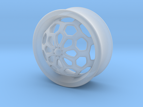 VORTEX1-24mm in Smooth Fine Detail Plastic