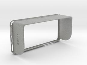 Iphone 6 Plus Topload SunShade in Metallic Plastic