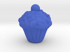 Yazdi cake small in Blue Processed Versatile Plastic
