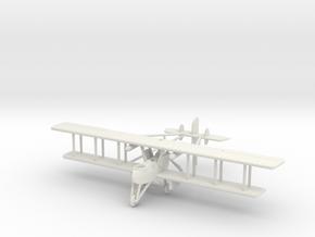 Breguet Bre.5 Bomber 1:144th Scale in White Natural Versatile Plastic