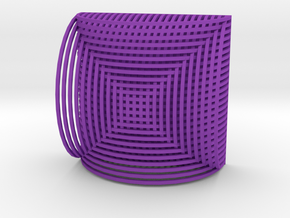 Figure1 in Purple Processed Versatile Plastic