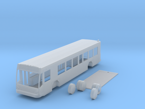 N scale 1:160 Gillig BRT Low Floor bus in Smooth Fine Detail Plastic