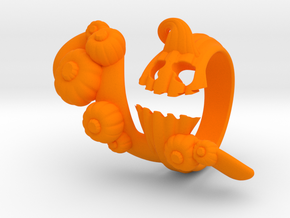 Pumpkin Fingerbiter in Orange Processed Versatile Plastic