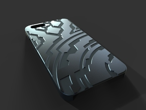 Iphone 6 Case (Halo/Tron Inspired) in Black Strong & Flexible